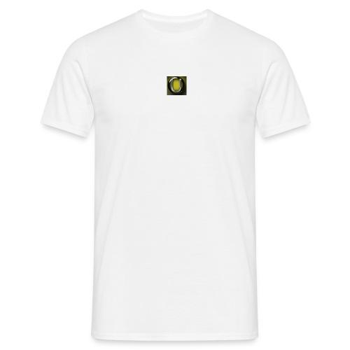 AU large screen grab logo - Men's T-Shirt