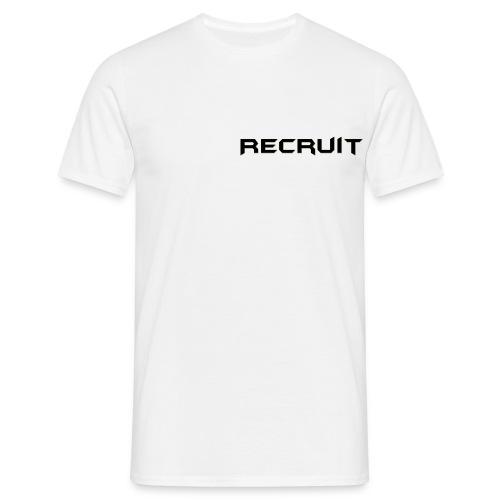 Recruit - Men's T-Shirt