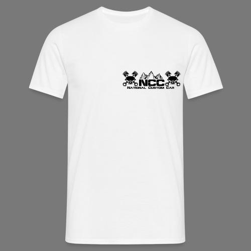 stickers-gen2-transparent - T-shirt Homme