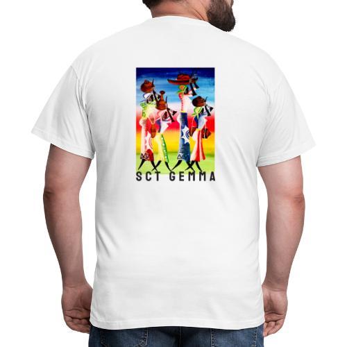 Milele = Forever - Herre-T-shirt