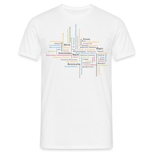 med studium - Männer T-Shirt