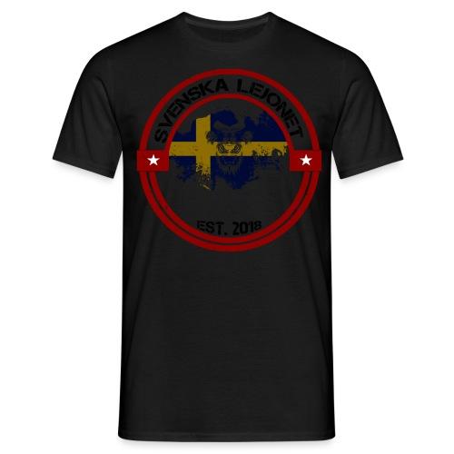 Svenska Lejonet EST 2018 - T-shirt herr