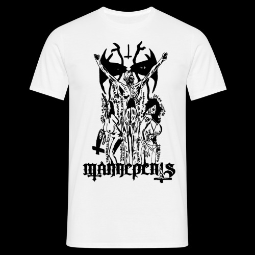 T-skjortetrykk 2019 bedre - Men's T-Shirt