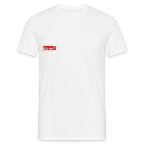 KomvilCraft | P R I M E Logo - Männer T-Shirt
