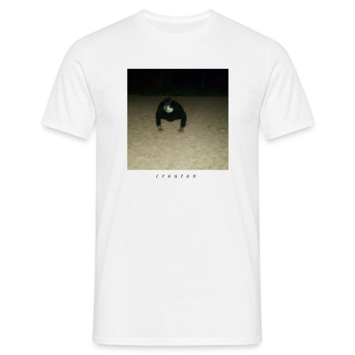 CROUTFINAL - T-shirt Homme