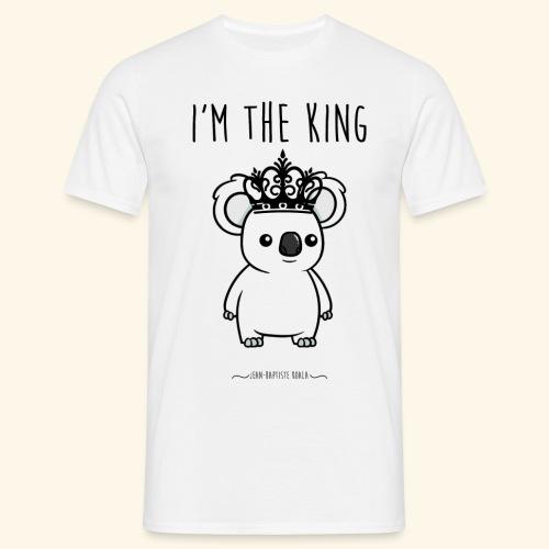 Koala king - T-shirt Homme