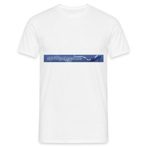 niklas testar nyckelband - T-shirt herr
