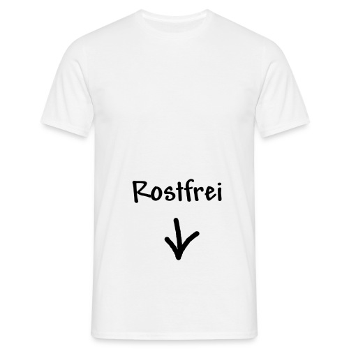 rostfrei - Männer T-Shirt