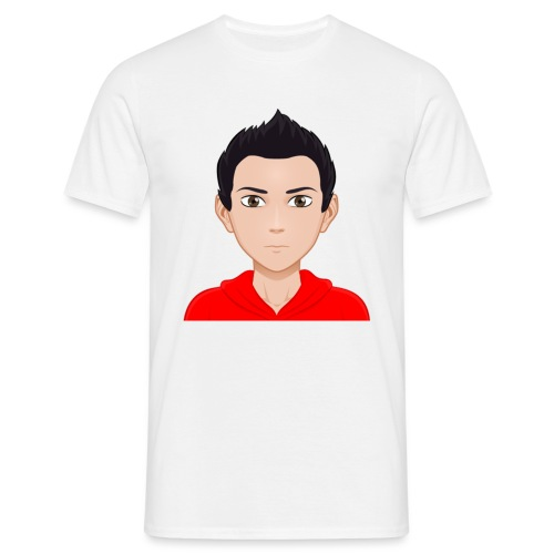myAvatar png - Men's T-Shirt
