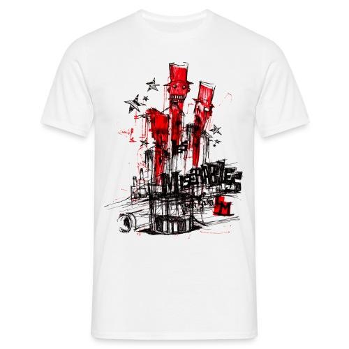 drunks png - Men's T-Shirt