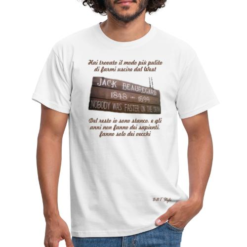 Beauregard - Gli anni non fanno dei sapienti - Maglietta da uomo