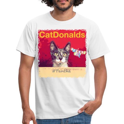 CatDonalds - Männer T-Shirt