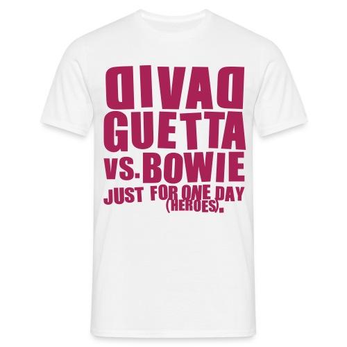 vs bowie - T-shirt Homme