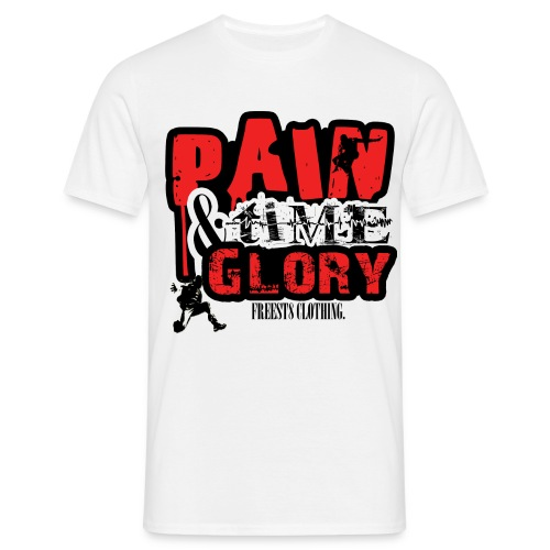 Free-St8 Clothing Range - Men's T-Shirt