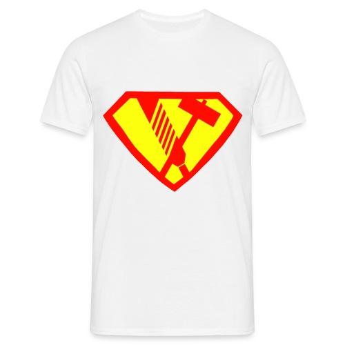 super hammer feile - Männer T-Shirt