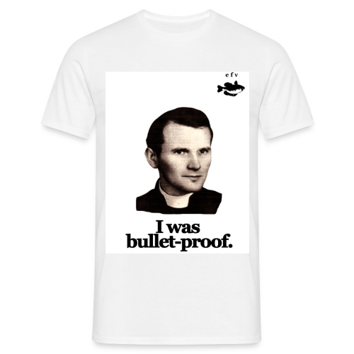 bulletproof - Maglietta da uomo