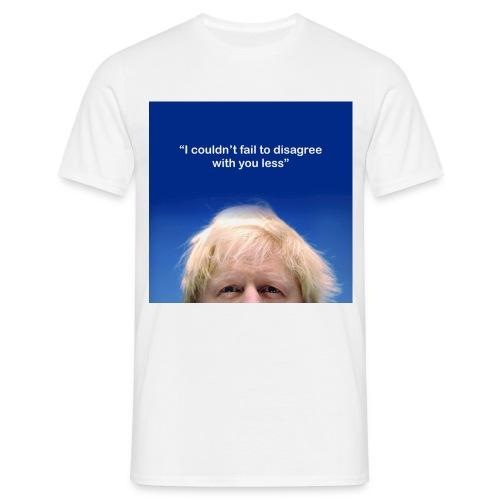 fail to disagree - Men's T-Shirt