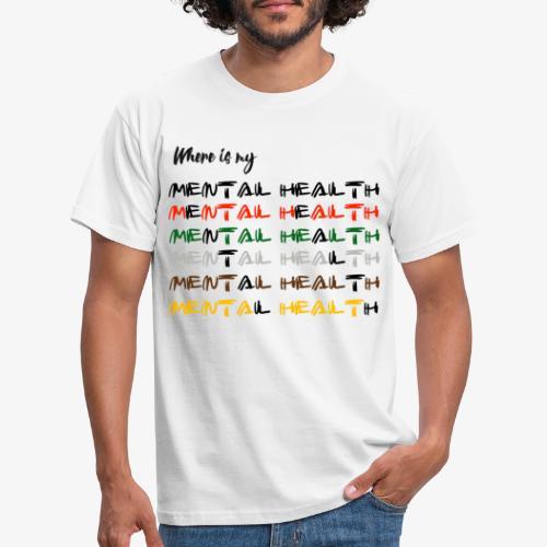 Where is my...? - Men's T-Shirt