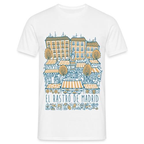 EL RASTRO DE MADRID - Camiseta hombre