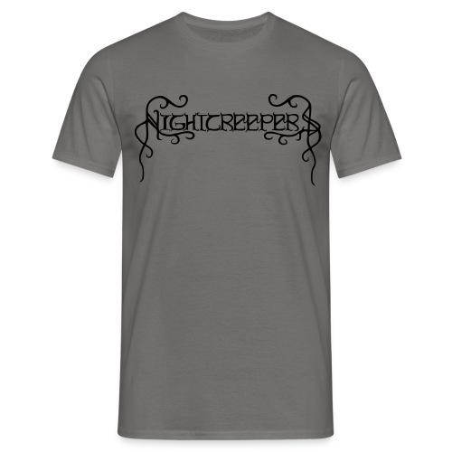 NC Logo black - Men's T-Shirt