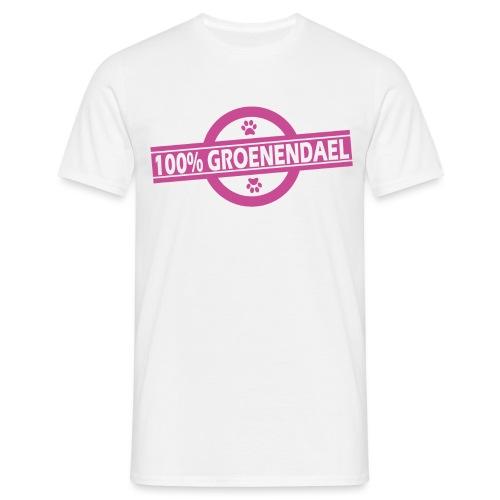100 gro rose - T-shirt Homme