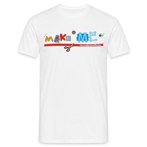 Make ME Logo - Men's T-Shirt