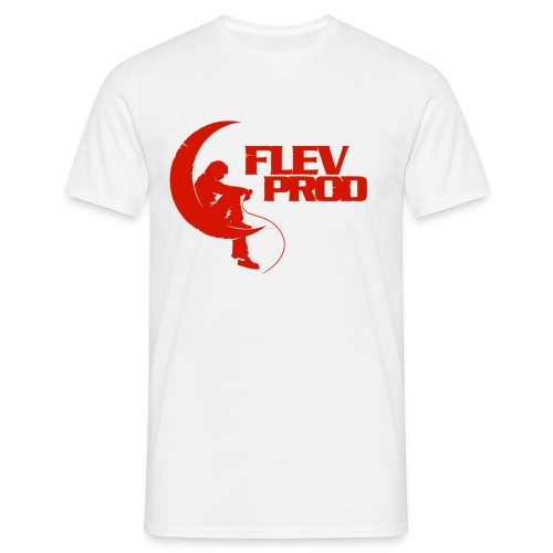Logo Officiel Flèvprod - T-shirt Homme