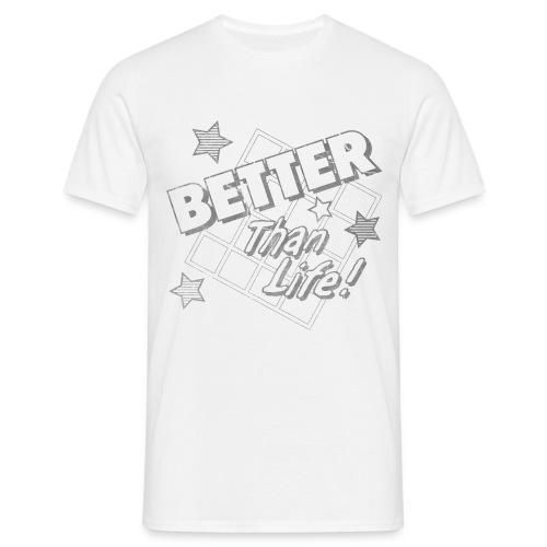 btl distressed - Men's T-Shirt