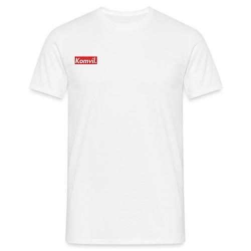 KomvilCraft   P R I M E Logo - Männer T-Shirt