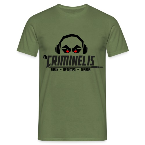 criminelis - Mannen T-shirt