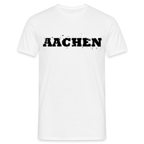 aachengrunge - Männer T-Shirt