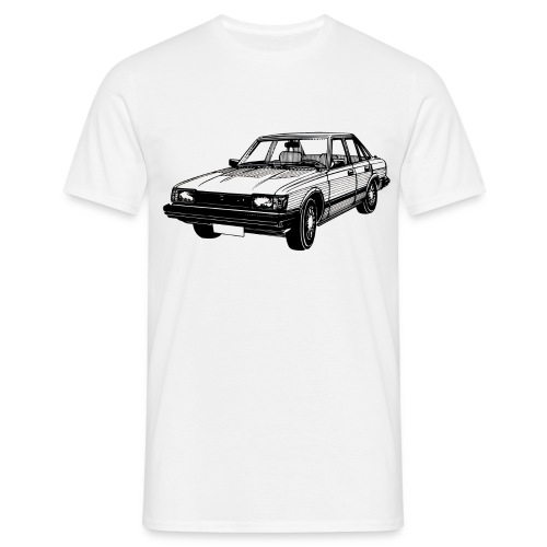 Cressida X60 series illustration - Men's T-Shirt
