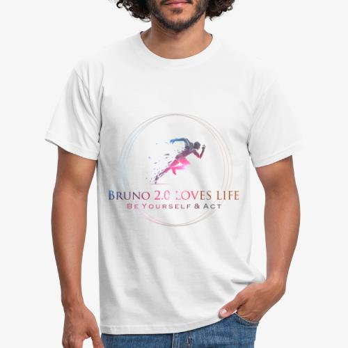 Collection Bruno 2.0 LOVES LIFE - T-shirt Homme