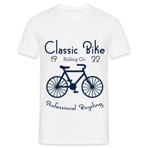 Classic Bike - T-shirt Homme
