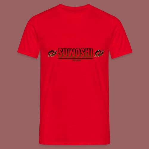 Suwoshi Streetwear - Mannen T-shirt