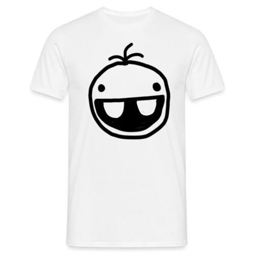 Maxi Comicgesicht lol! - Männer T-Shirt