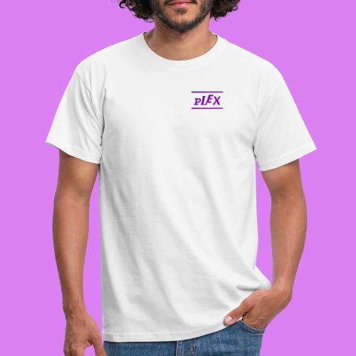 PlexLogo2 - T-shirt herr
