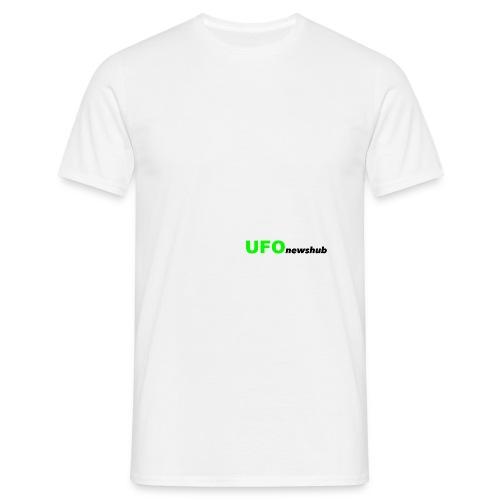 ufonewshub - Men's T-Shirt