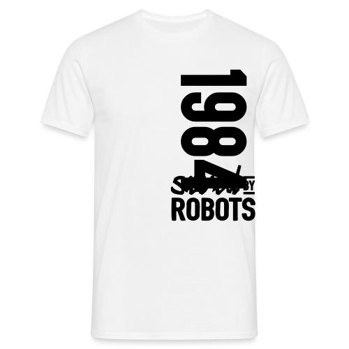 1984 / Saved By Robots Premium Tote Bag - Men's T-Shirt
