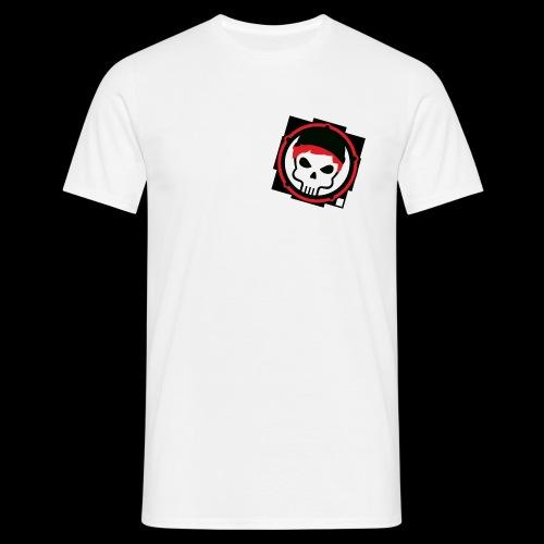 gamer skull nerd gothic - Männer T-Shirt