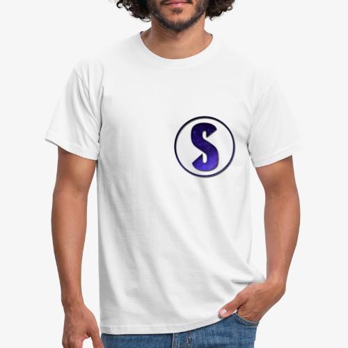 YouTube Logo von Salxphaa - Männer T-Shirt