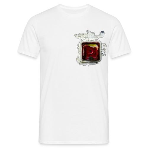 fire alarm - Männer T-Shirt