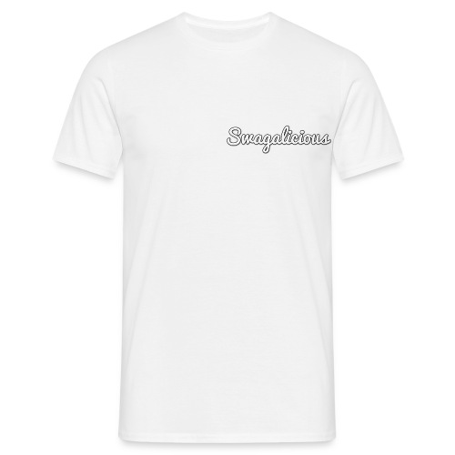 swagalicious png - Men's T-Shirt