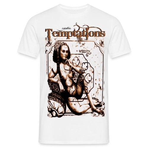 exotic TEMPTATIONS in my dreams .... - Männer T-Shirt