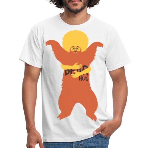 The Bear Hug - Men's T-Shirt
