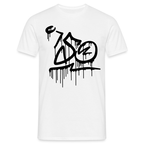 ISO Graffiti - Männer T-Shirt