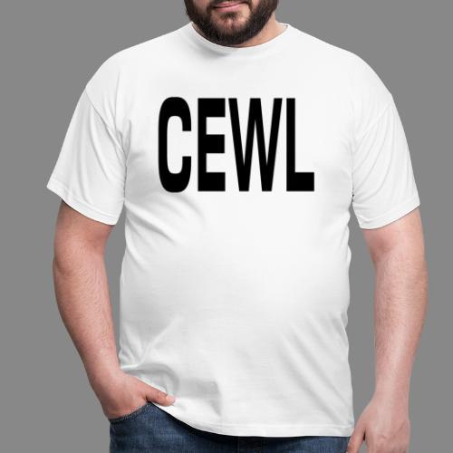 Cewl - Herre-T-shirt