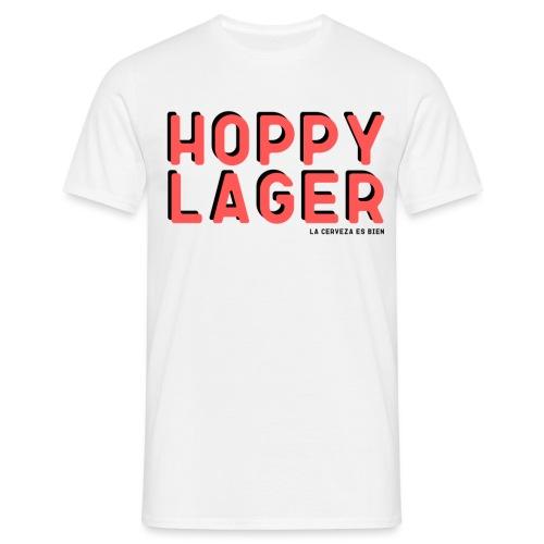 Hoppy Lager - Camiseta hombre