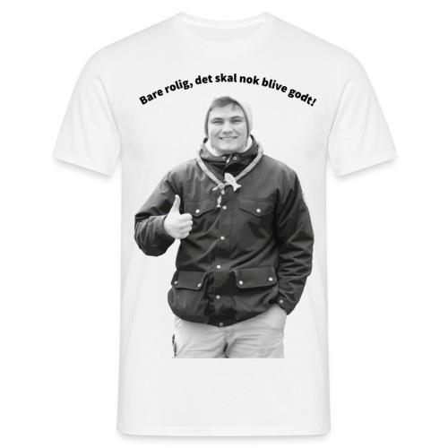 Det bliver godt - Herre-T-shirt