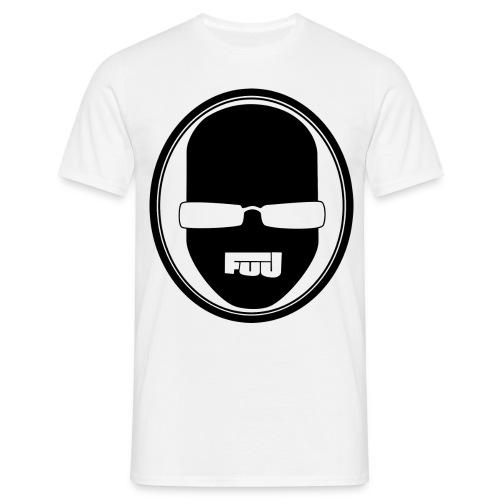 fuu kopflogo schwarz png - Männer T-Shirt